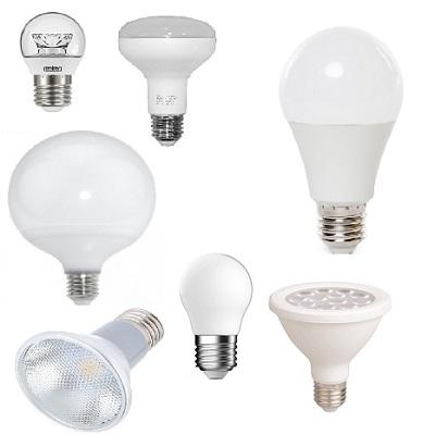 LED Λάμπες Ε27
