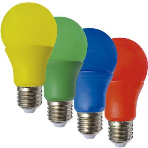LED Λάμπες Χρωματιστές