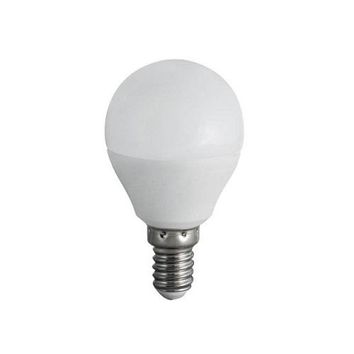 LED Λάμπες E14 Σφαιρικές