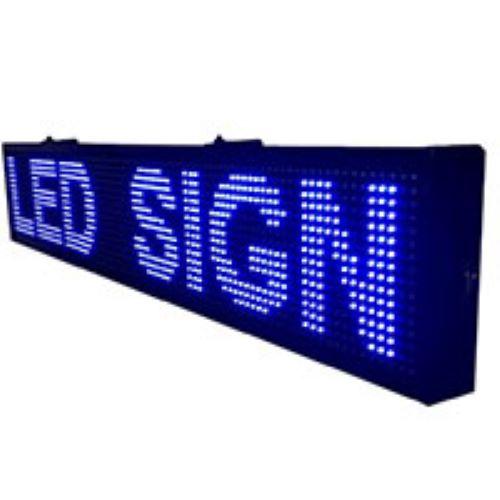 LED Πινακίδες Διπλής Όψης