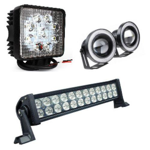 LED Μπάρες-Προβολείς Εργασίας