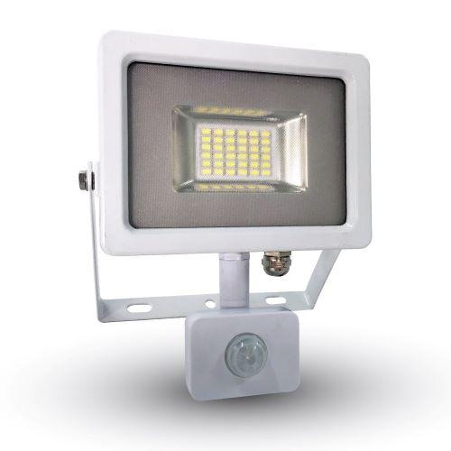 Προβολείς LED με Αισθητήρα