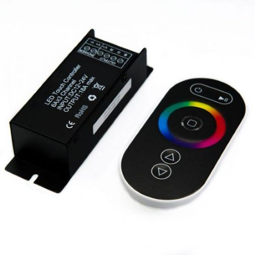 Dimmers-Controllers για Ταινίες LED