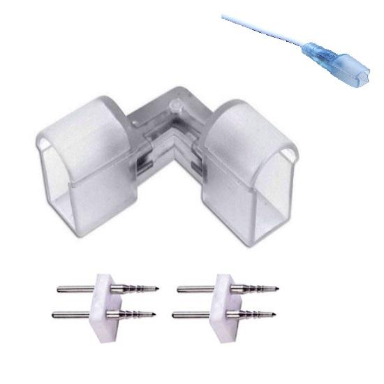 Σύνδεση LED Neon Flex