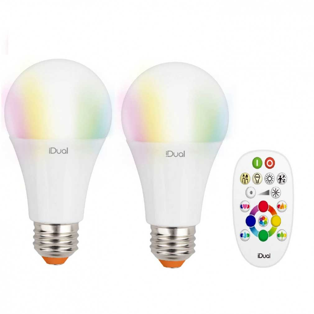 laba-led-smd-a60-9w-e27-adjustable-rgb-cct-white-with-remote-control-220-240v-806lm-240-dimmable-idual-x2tmx-second-generation-1-tje002820200