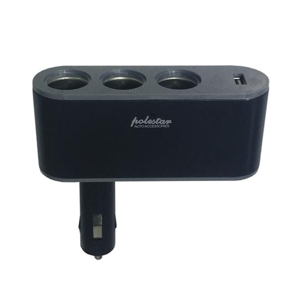 adaptor-3x-anaptiras-autokinitou-ke-1x-usb-globostar-35445
