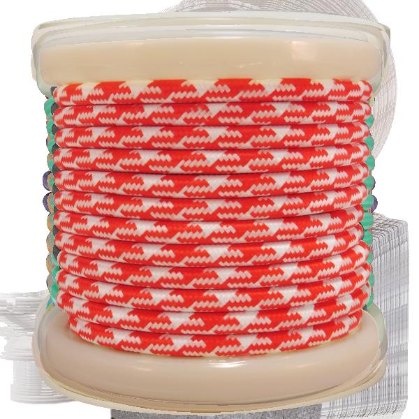 textile-cable-2x075mm-rollo-10mt-kokkino-leuko-edono-el330037