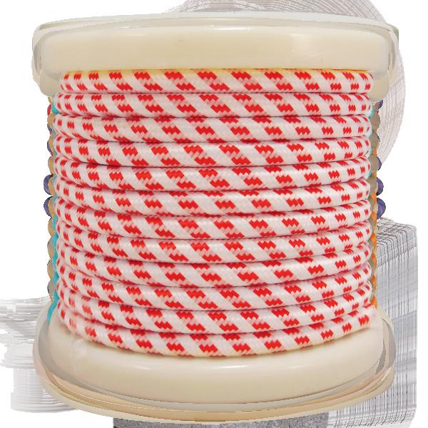 textile-cable-2x075mm-rollo-10mt-leuko-kokkino-edono-el330040