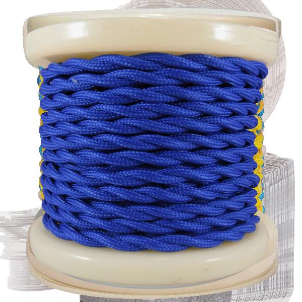 textile-cable-twist-2x075mm-rollo-10mt-ble-el338025