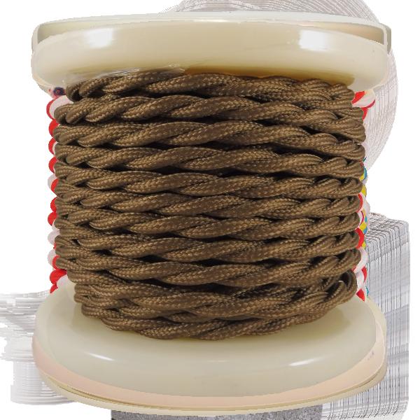 textile-cable-twist-2x075mm-rollo-10mt-kafe-el338015