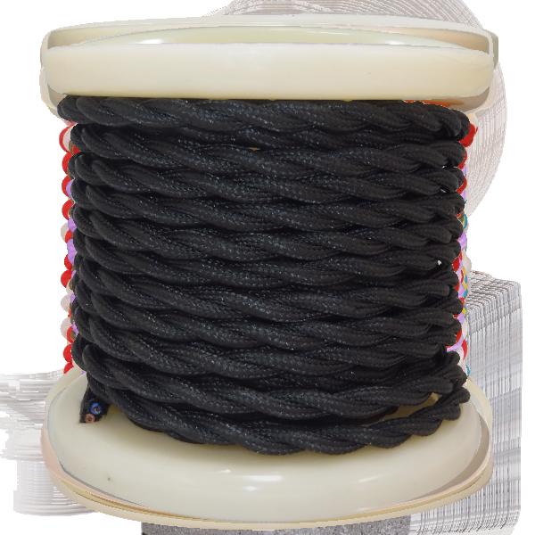 textile-cable-twist-2x075mm-rollo-10mt-mauro-el338006